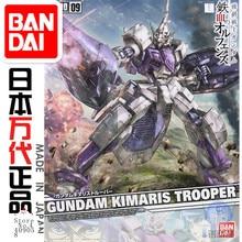 07594 TV 09 1/100 MOBILE SUIT IRON-BLOODED ORPHANS Kimaris Trooper Centaur Cavalry Bandai Gundam Action Figure giocattolo Model
