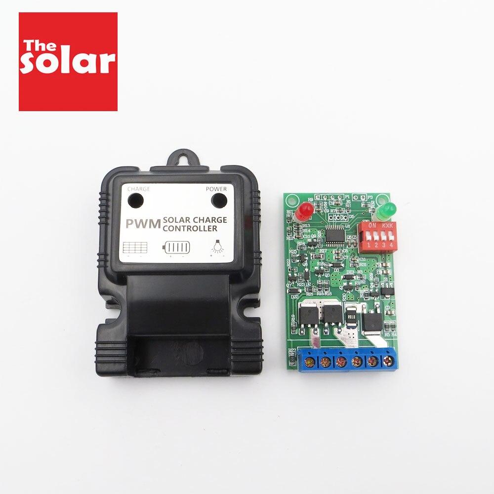 Светодиодный контроллер заряда 3A на солнечной батарее 3,2 3,7 6,4 12,8 25,2 12 24 V литий-ионный 3s 6s регулятор зарядного устройства PV уличный светильник