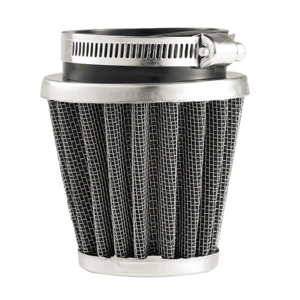 2018 nouveau universel 35/39/42/44/48/50/52/54/60mm moto champignon tête filtre à Air pince sur filtre à Air nettoyant vente chaude