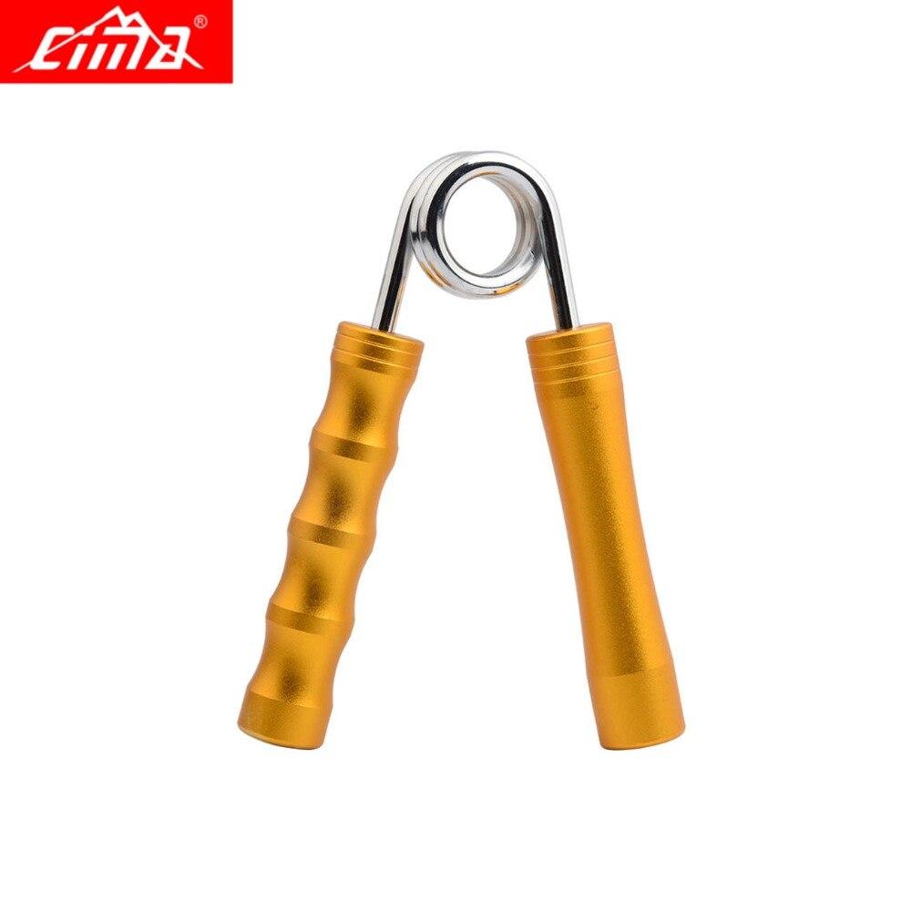 CIMA Metal agarre de mano fortalecedor hombres gimnasio Fitness ejercitador de mano dedo fuerza entrenamiento muñeca antebrazo pinza 100 lb
