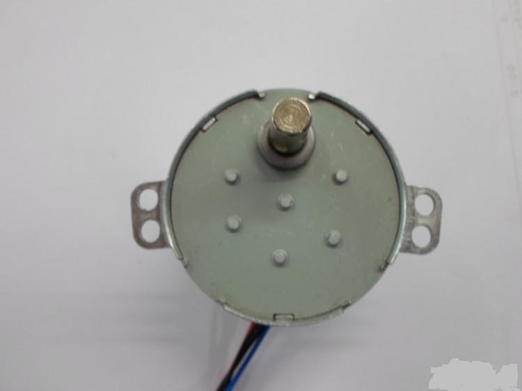 50ktyz motor síncrono AC engranaje eléctrico Motor de 220V 6 W-10 W Reversible