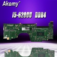 LA-C581P اللوحة لينوفو ثينك باد YOGA260 اليوغا 260 دفتر اللوحة CPU i5-6200U DDR4 100% اختبار العمل