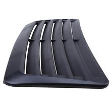 Bol dadmission de flux dair pour voiture   Universel, Turbo capot, couvercle de ventilation, grilles de capot, autocollants ABS livraison gratuite
