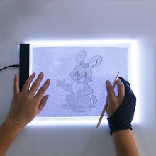 Led Kopie Boord Diamant Borduurwerk Led Light Pad Dimbare A4 A5 Digitale Tekening Grafische Tablet Diamant Schilderen Kruissteek Hulpmiddel