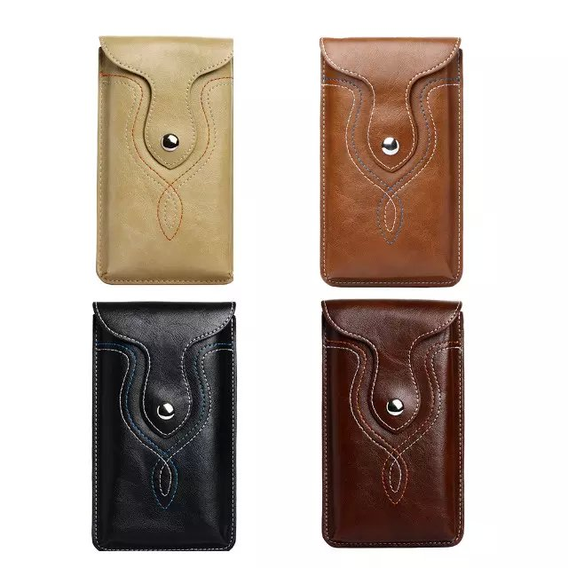 Universal Mobile Phones Pouch Belt Case For Xiaomi Redmi 5 Plus Redmi Note 8T 8A 8 Elephone PX U2 Pro A2 S8 P8 P9000 DOOGEE Y8