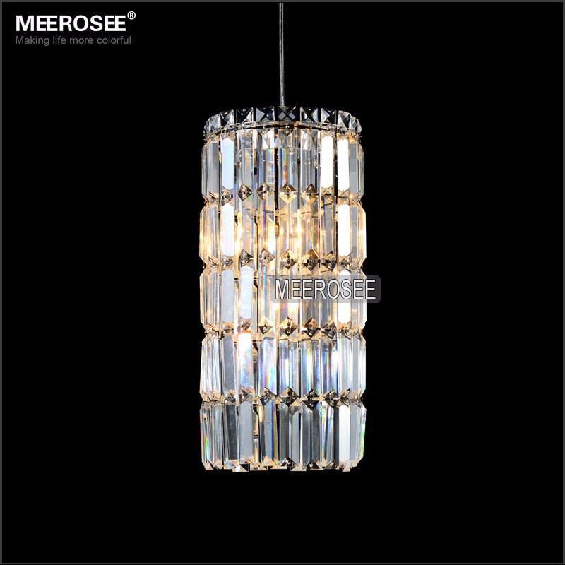 Pequeñas luces colgantes modernas, lámpara colgante de cristal, luz de jardín, vestíbulo, Cocina, iluminación exterior, garantía del 100%