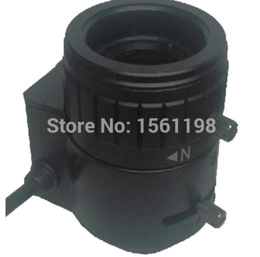 Камера видеонаблюдения с переменным фокусным расстоянием 5,0 МП, 1/2, 5 дюймов, объектив 6-22 мм, CS крепление F2.2, автоматическая/DC Радужная оболоч...