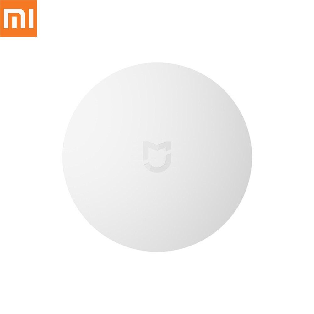 Xiaomi mijia inteligente interruptor sem fio para xiaomi casa inteligente casa centro de controle multifuncional interruptor branco na caixa