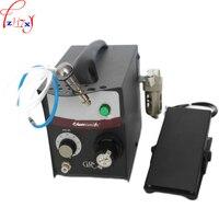 Desktop pneumatic engraving machine single head engraving machine jewelry tool equipment microengraving machine 110/220V 60W