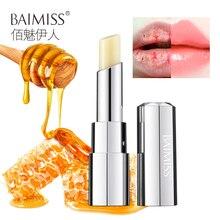 Baimiss baume à lèvres aqueux brillant à lèvres repulpant hautement nourrissant hydratant rouge à lèvres bébé lèvres baume à lèvres Anti-âge maquillage soin des lèvres
