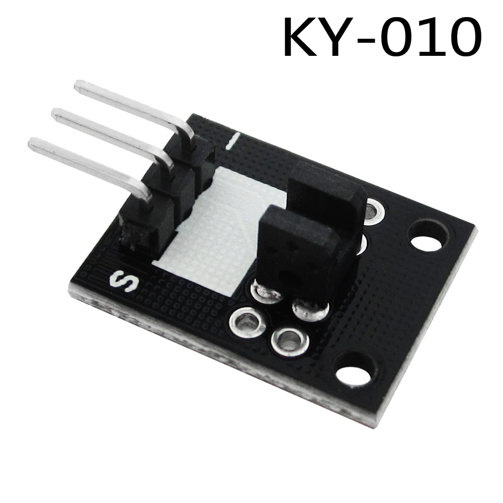 Smart Electronics . KY-010 Broken Light Blocking Photo Interrupter Sensor Module AVR PIC DIY Starter Kit KY010