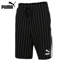 Original New Arrival  PUMA Pinstripe AOP Shorts Men's Shorts Sportswear