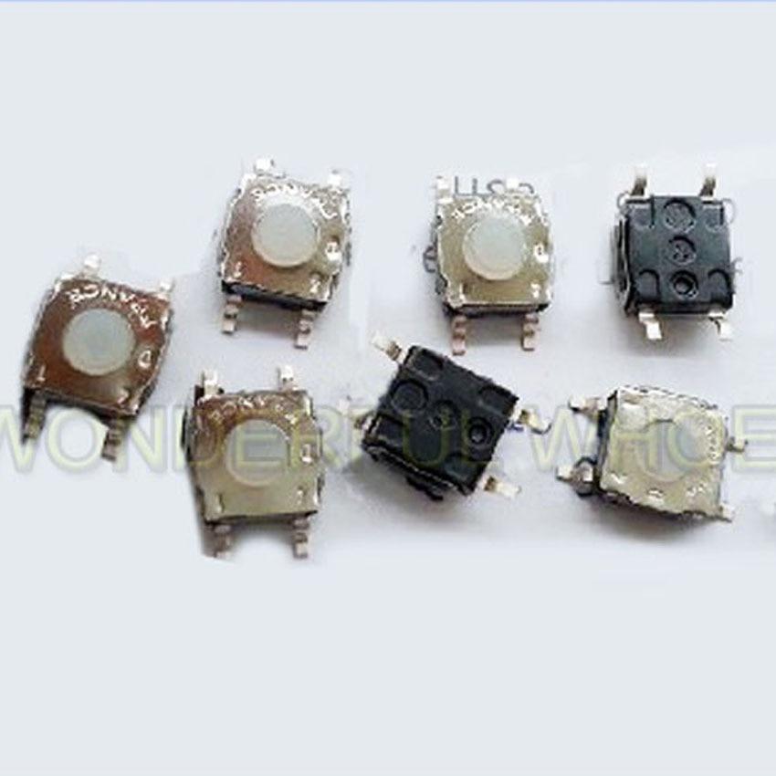 Para Francia importado ITT sílice/SMD/Interruptor táctil/6*6*3,5mm/resistente al agua/ micro botón