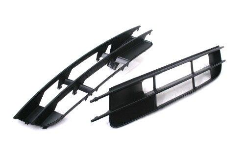 Front Lower Side Grille For Audi Q7 Pre-Facelift 2007-2009 (Do not fit S-Line bumper)