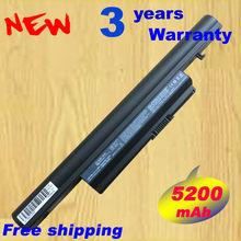 Batterie 6 cellules pour Acer Aspire 3820 3820 T 3820TG 3820G AS10B71 AS10B75 AS10E76