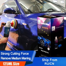 Автомобильный Воск для укладки тела шлифовальных составных паста удаления ремонт царапин Краски по уходу за автомобилем для полировки автомобиля пасту auto для полировки, очистки