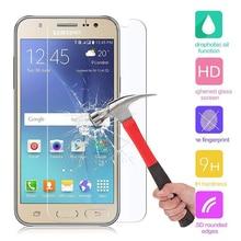 Verre trempé pour Samsung Galaxy C7000 C7 C9PRO C8 C10 C7100 2017 protecteur décran HD anti-rayures anti-empreintes digitales