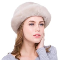 jkp new winter whole mink fur bucket hat high quality mink fur animal hats caps for women warm hat fashion dhy18 12