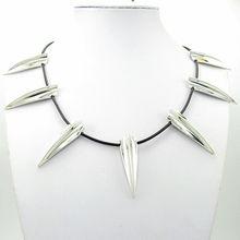 Collier panthère noire Wakanda roi TChalla collier panthère noire Cosplay accessoire cadeau