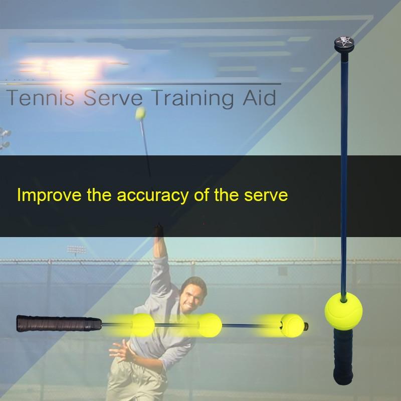 Entrenador de Tenis profesional Ace Master el mejor servicio auxiliar Padel Raqueta Tenis accesorios de entrenamiento para deportes de Raqueta