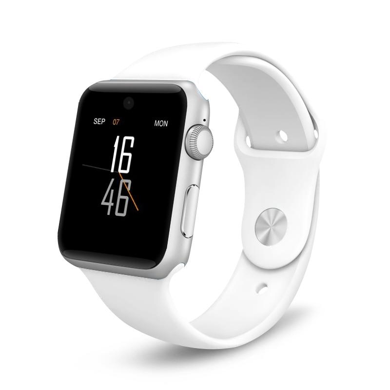 Jakcom Bluetooth Smart Watch DM09 HD pantalla de apoyo SIM card pedómetro Sleep Tracker Sport smartwatch para iOS smartphone android