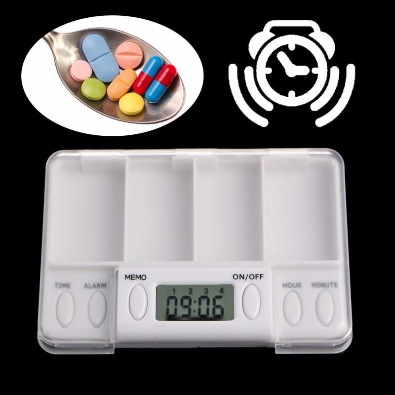 NEW Pills Reminder Timer Alarm Pill Manager Drug Reminder #Y207E# Hot Sale