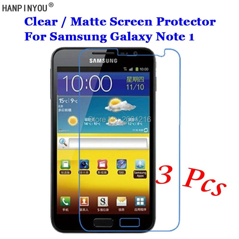 Protector de pantalla táctil para Samsung Galaxy Note 1 I i9220 N7000...