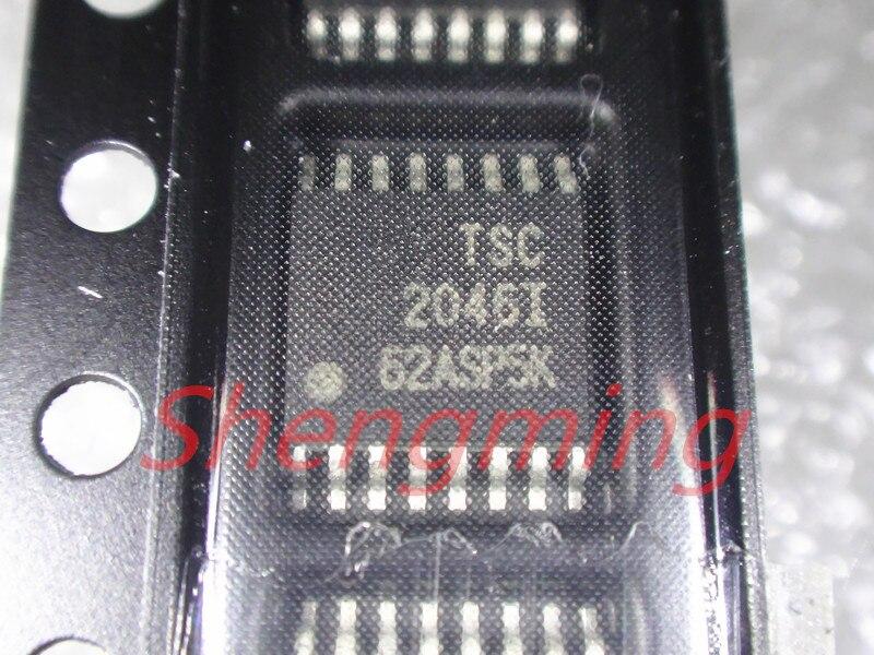 10 piezas TSC2046IPWR 2046I TSC2046I TSSOP-16
