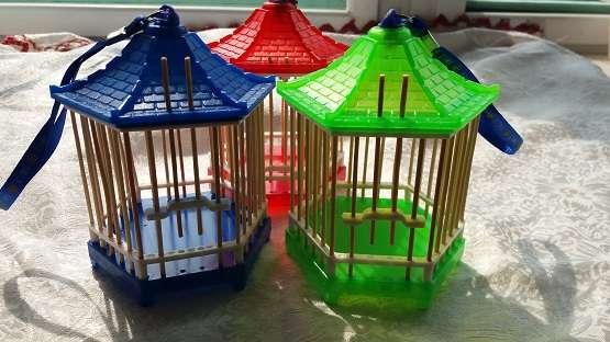 Jaula de alimentación de saltamontes de insectos, caja pequeña sencilla de Cricket, casa de regalo para niños, juguete para explorar la capacidad de desarrollo Unisex 2020