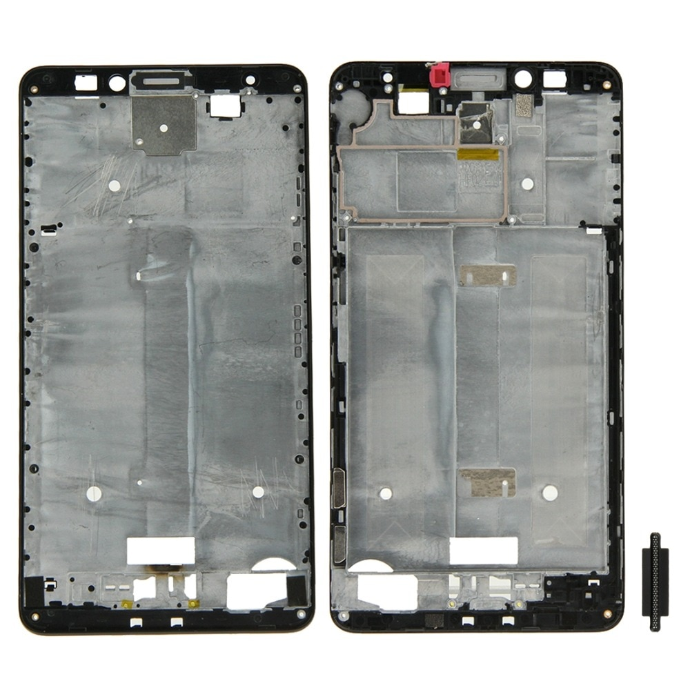 Ipartscomprar nuevo para Huawei Ascend Mate 7 carcasa frontal LCD marco bisel placa