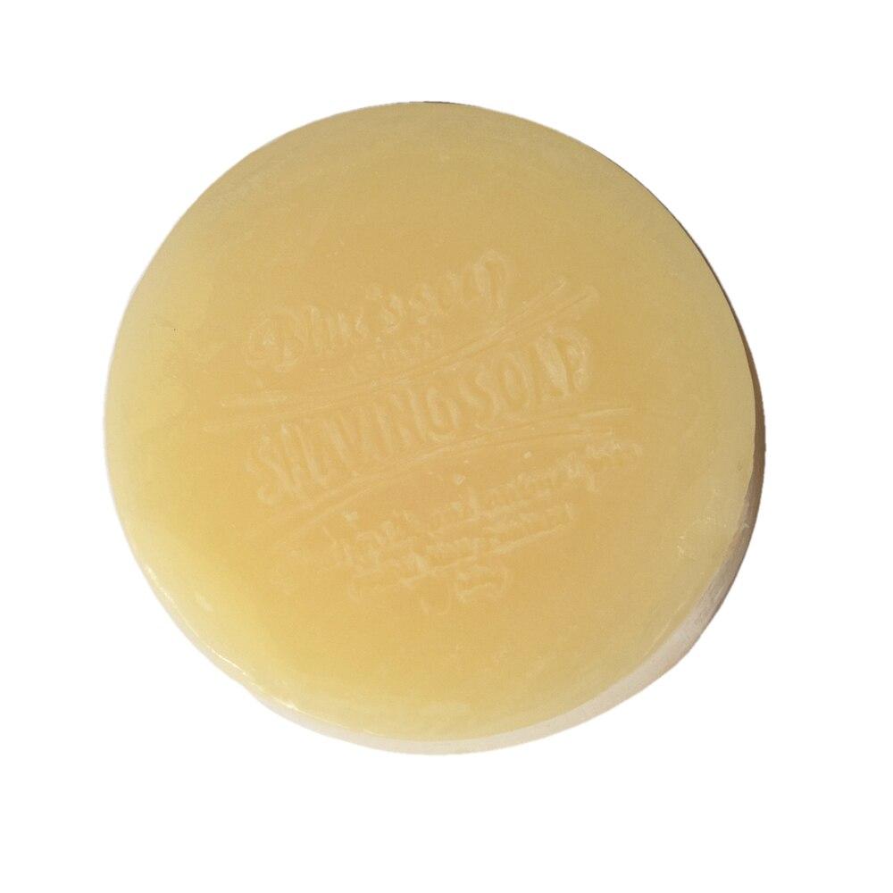 100g Pure Goat Milk Men Bead Shaving Soap Cream soap men's shaving foam for man's beard soften