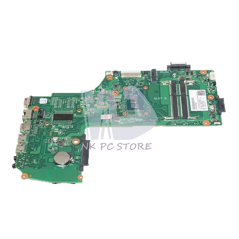 V000358100 Para Toshiba satellite C70 C70-B L75-B Laptop Motherboard SR1EK I3-4005U CPU DDR3L AR10SU-6050A2631701-MB-A01