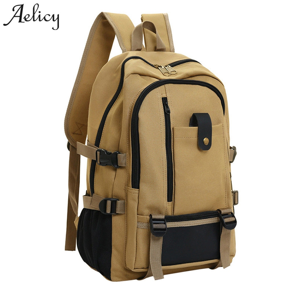 Sac à dos de voyage pour hommes design vintage sac à dos décontracté en toile pour homme mochila masculina 2020
