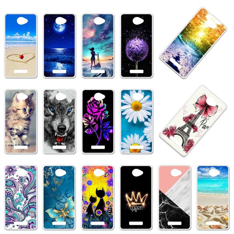 Case For BQ 5070 BQ-5070 BQS-5070 BQS 5070 BQS5070 Soft TPU Silicone Cover For BQ Magic BQ Mobile BQS-5070 Phone Cases Bumper