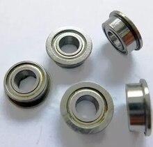 10pcs Flange Bearing Bearings MF83ZZ 3 x 8 x 3mm