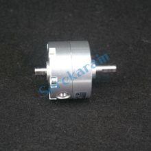 Vanne de cylindre Type Vane à Double arbre   Actionneur rotatif à 270 à levier unique, taille 20mm Angle rotatif
