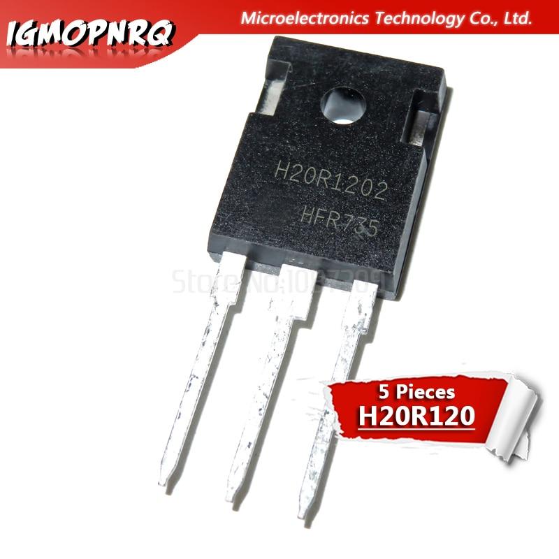 5 piezas H20R1202 H30R1603 H15R1203 H20R1203 H30R1602 TO247