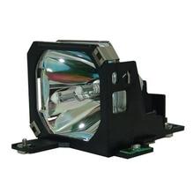 Projrctor Bulb ELP07 V13H010L07 for Epson EMP-5550 EMP-7550 Powerlite 5550 Powerlite 7550 Projector Lamp Bulb with housing