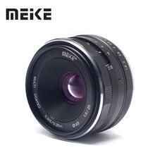 Objectif de mise au point manuel grand Angle Meike 25mm f/1.8 pour film fuji fuji x-mount XT1 XP1 XE2 XT2 X-T3 X-T20 XT10 X-Pro1Mirrorless