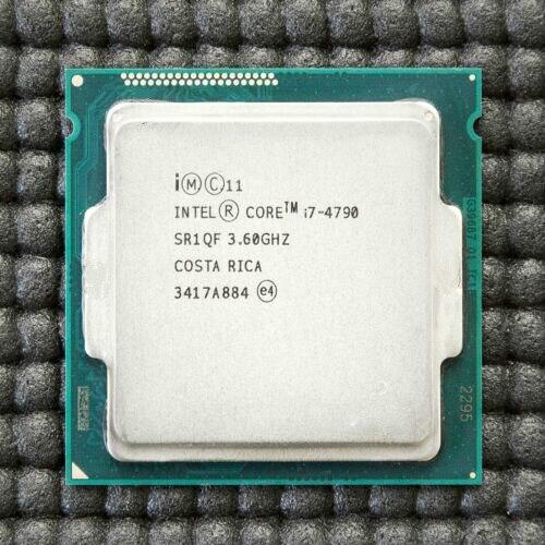 Четырехъядерный процессор Intel Core i7 4790 3,6 ГГц 8 Мб кэш TDP 84 W SR1QF настольный процессор LGA 1150