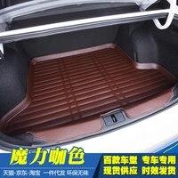 myfmat custom trunk mats car cargo liners pad special for chevrolet optra malibu malibu xl camero epica equinox free shipping