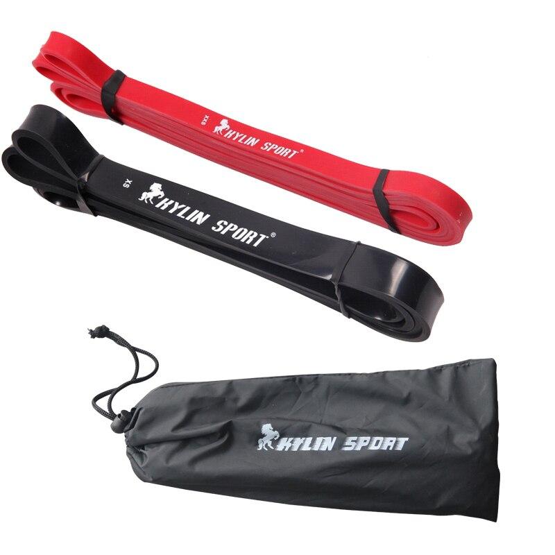 """Красные и черные резинки из натурального латекса 41 """"различные характеристики резисторы для упражнений петля для фитнеса"""