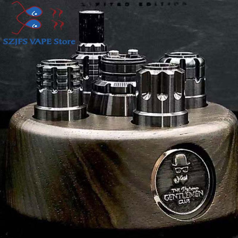 E Cigarette 900 bf rda MTL 316 ss 18mm diameter low-loader rebuildable atomizer VS Goon rda Loop V1.5 RDA Tauren Drop Bonza RDA enlarge