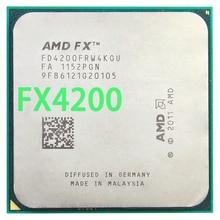 Processeur CPU AMD FX 4200 AM3 + 3.3 GHz/4 mo/125 W Quad Core