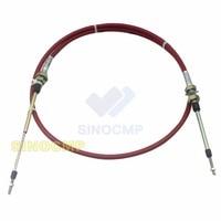Fuel Throttle Control Cable For Komatsu PC200-5 Excavator