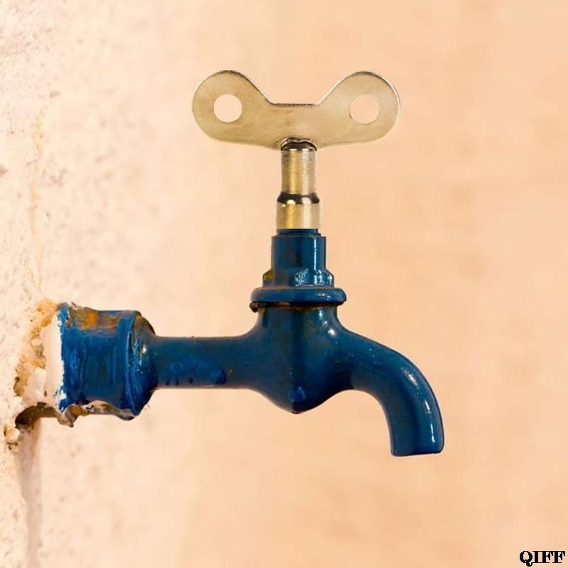 Drop Ship&Wholesale Radiator Keys Plumbing Bleeding Key Solid Water Tap For Air Valve Plumbing Tool Mar28