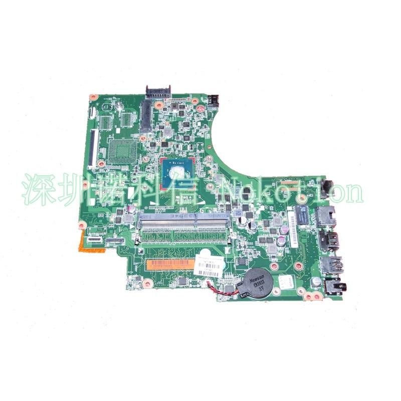 العلامة التجارية الجديدة! 747138-601 747138-501 747138-001 PN 010194Q00-491-G ل HP ل 15-D اللوحة الأم الكل في واحد N3510 وحدة المعالجة المركزية DDR3 اللوحة الرئيسية