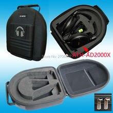 Vmota pudełka słuchawek dla audio-technica ATH-AD2000X/ATH-AD1000X/ATH-AD900X/ATH-AD700X/ATH-AD500X/A900 słuchawki Hifi walizka
