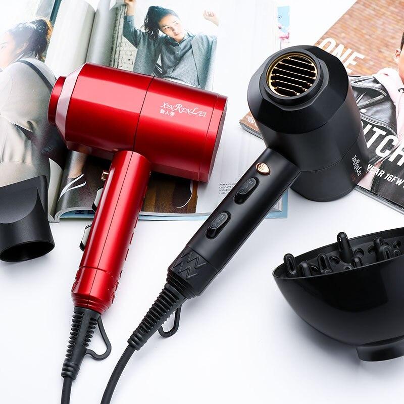 LDXH10-6620, Especial de alta potência temperatura constante secador de cabelo secador de casa conveniente DC tubo de sopro do vento cabeleireiro hotel cabelo drye
