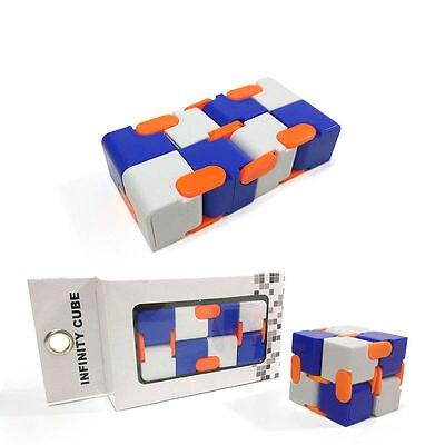 Nuevo Mini cubo infinito alivio del estrés EDC juguetes educativos de inteligencia para niños CA soporte Drop Shipping